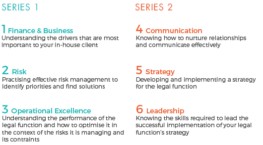 Functional Excellence for In-House Counsel